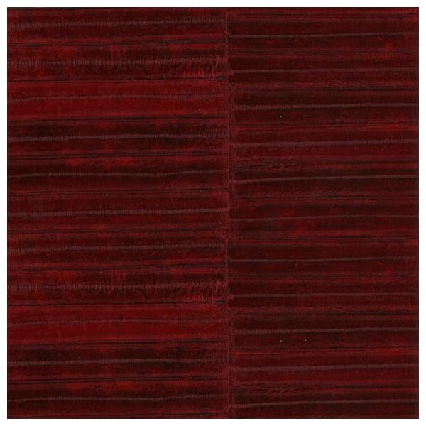 Papier peint rouge motif peau d 39 anguille elitis au fil des couleurs - Papier peint anguille ...