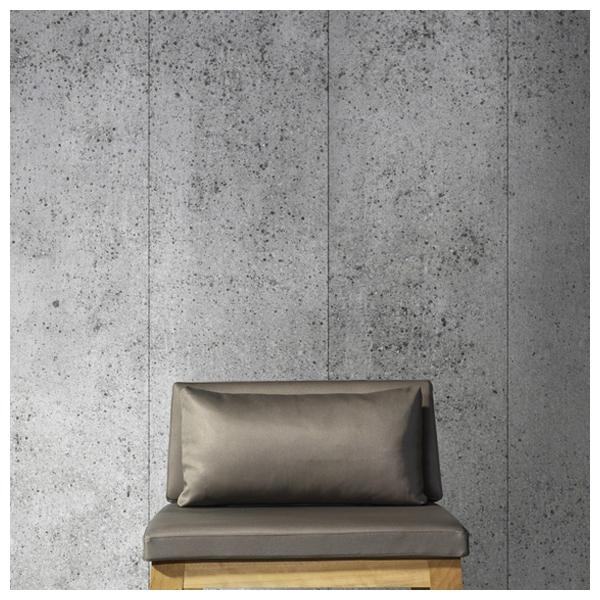 Papier peint effet r aliste mur en b ton concrete nlxl for Papier peint effet de matiere