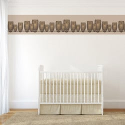 Frise - Cole and Son - Nottambule - Linen & Gold