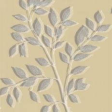 Papier peint - Cole and Son - Ramo - Blanc