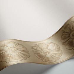 Frise - Cole and Son - Tudor Rose Border - Gold