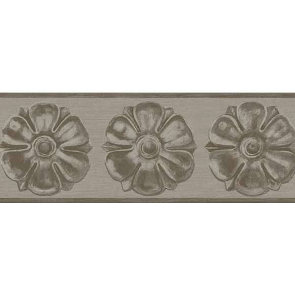 Frise Décoration Murale Baroque – Tudor Rose De Cole And Son