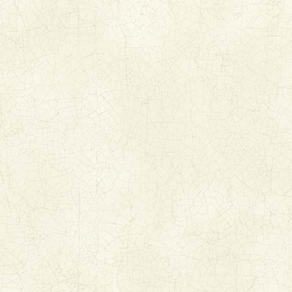 Papier peint effet craquelures blanc cass cole son for Papier peint blanc casse