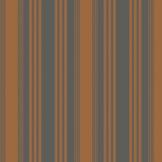 Papier peint - Cole and Son - Wimbledon Stripe - Slate & Bronze