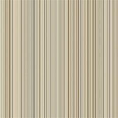 Papier peint - Cole and Son - Chepstow Stripe - Grey, Gilver & Silver