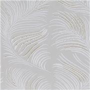 Papier peint - Sandberg - Grace - Light grey