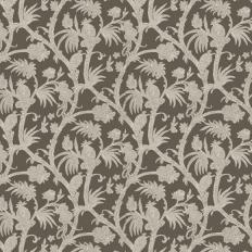 Papier peint - Thibaut - Baltimore - Charcoal