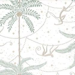 Papier peint - Sandberg - Mauritz - Creme