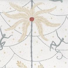 Papier peint - Sandberg - Mauritz - Light grey