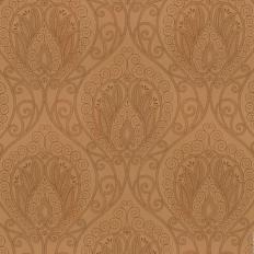 Papier peint - Thibaut - Rio - Metallic Bronze