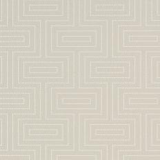 Papier peint - Thibaut - Broadway - Linen