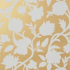 Papier peint - Thibaut - Cabrera - Metallic Gold