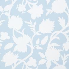 Papier peint - Thibaut - Cabrera - Blue