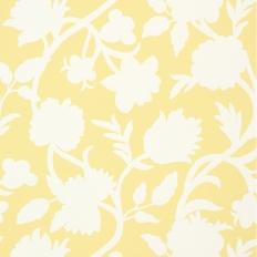 Papier peint - Thibaut - Cabrera - Yellow