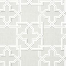 Papier peint - Thibaut - Pierson - Grey