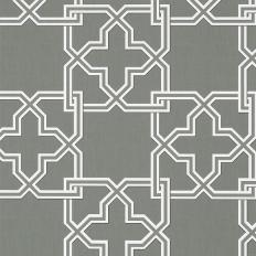 Papier peint - Thibaut - Pierson - Charcoal