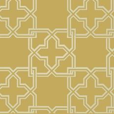 Papier peint - Thibaut - Pierson - Metallic Gold