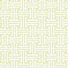 Papier peint - Thibaut - Taza - Green