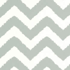 Papier peint - Thibaut - Widenor Chevron - Charcoal