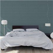 Papier peint - Au fil des Couleurs - AFDC Frette - Vert / Jaune