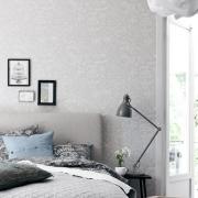 Papier peint - Boråstapeter - Grazia - Gris clair