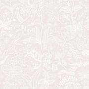 Papier peint - Boråstapeter - Grazia - Rose pâle