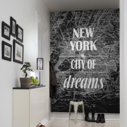Décor mural - Rebel Walls - Map of Dreams - Original