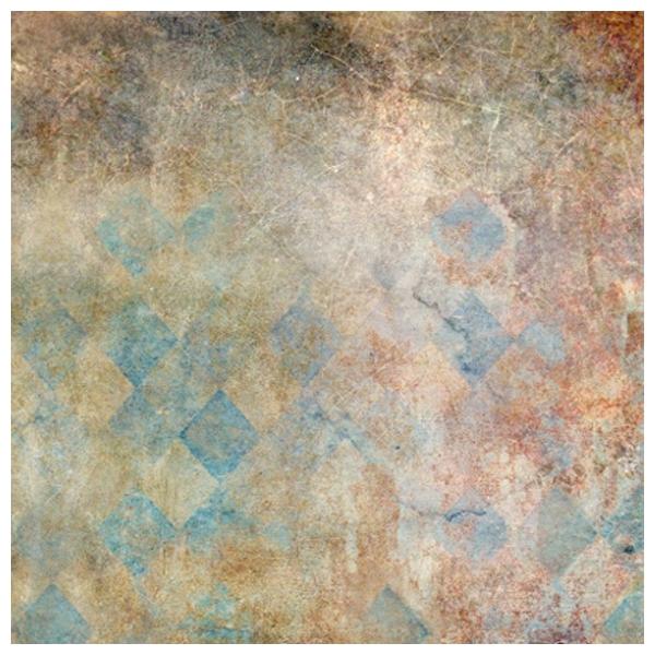Papier peint trompe l il b ton patin 180x270 cm rebel - Panneau mural trompe l oeil ...