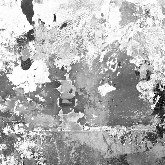 Décor mural - Rebel Walls - Charcoal - Noir & blanc