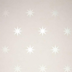 Papier peint - Osborne & Little - Coronata Star - Or et taupe