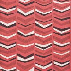 Papier peint - MissPrint - Chevron - Berry