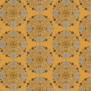 Papier peint - MissPrint - Kaleidoscope - Pumpkin