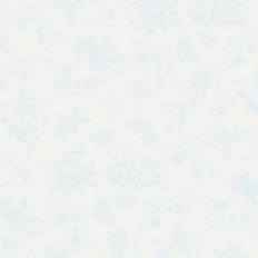 Papier peint - Coordonné - Jouy - Pale blue