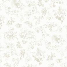 Papier peint - Coordonné - Jouy - Beige