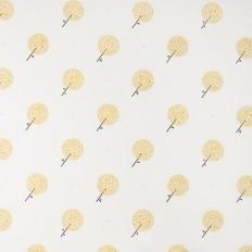 Papier peint - Bartsch - Libertiti Parisien - Moutarde