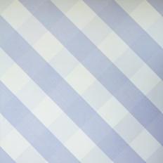 Papier peint - Bartsch - Ravissant Vichy - Bleu presque noir