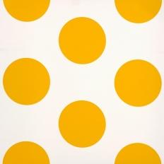 Papier peint - Coordonné - Dots - Yellow