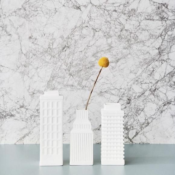 papier peint imitation marbre effet trompe l 39 oeil. Black Bedroom Furniture Sets. Home Design Ideas