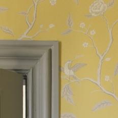 Papier peint - Sandberg - Marianne - Yellow