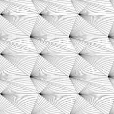 Papier peint Blanc : Uni, Motif - Au fil des Couleurs
