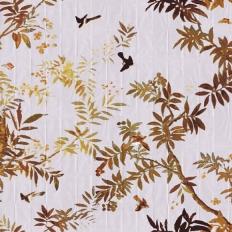Papier peint - Elitis - Eve - Glissement d'ailes