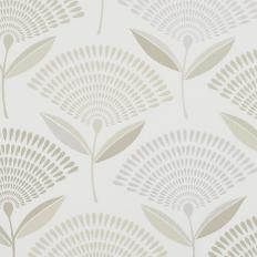 Papier peint - Prestigious Textiles - Calia - Chalk