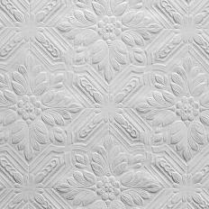 Papier peint - Au fil des Couleurs - Howard - blanc