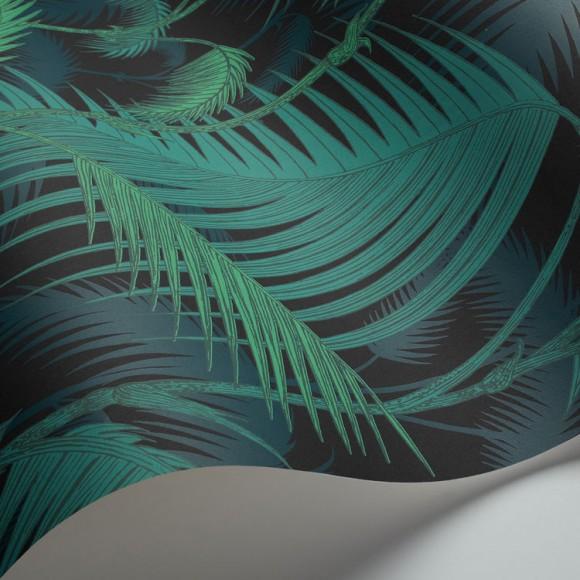 papier peint jungle vert palm jungle cole and son au. Black Bedroom Furniture Sets. Home Design Ideas
