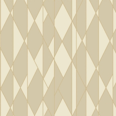 Papier peint - Cole and Son - Oblique - Linen