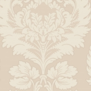 Papier peint - Cole and Son - Hovingham - Taupe & Cream
