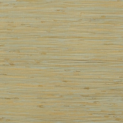 Papier peint - Thibaut - Rush Cloth - Aqua