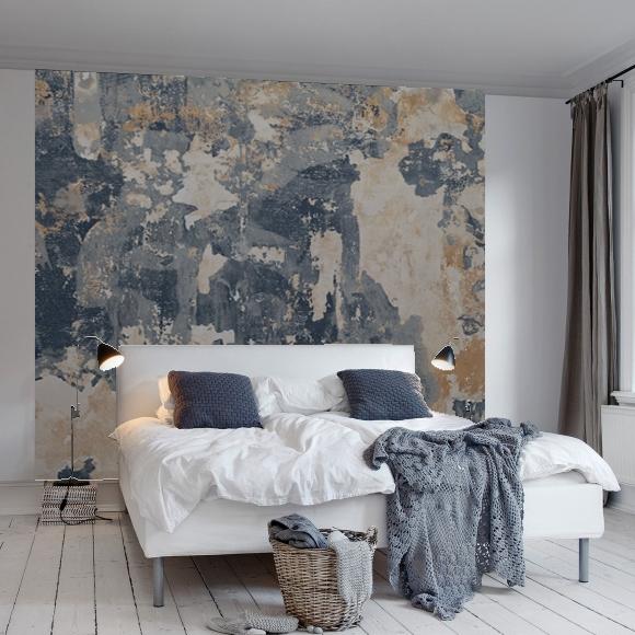 panneau d coratif mur en r novation 180x270 cm rebel walls au fil des couleurs. Black Bedroom Furniture Sets. Home Design Ideas