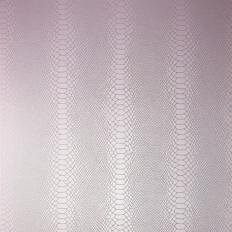 Papier peint - Osborne & Little - Cobra - Dove/Silver