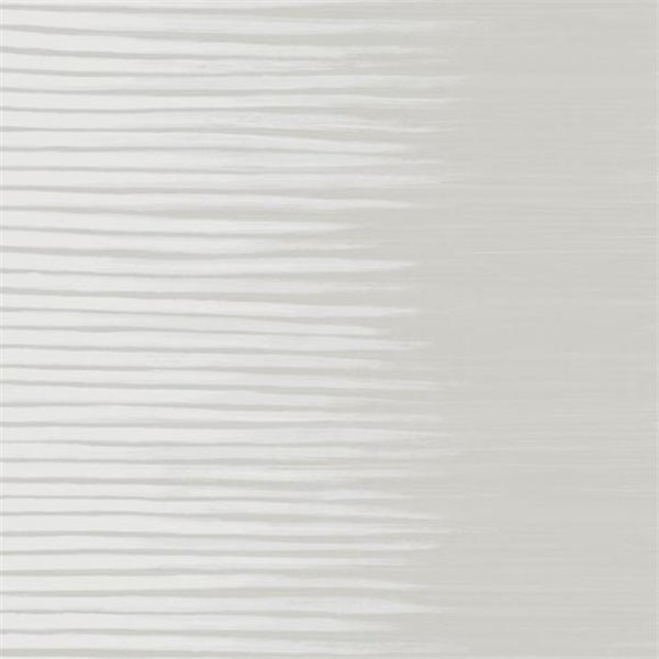 papier peint plume fond gris clair rayures blanches. Black Bedroom Furniture Sets. Home Design Ideas